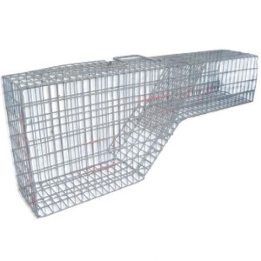 Cage à renardeau, 102 x 41 x 20 cm