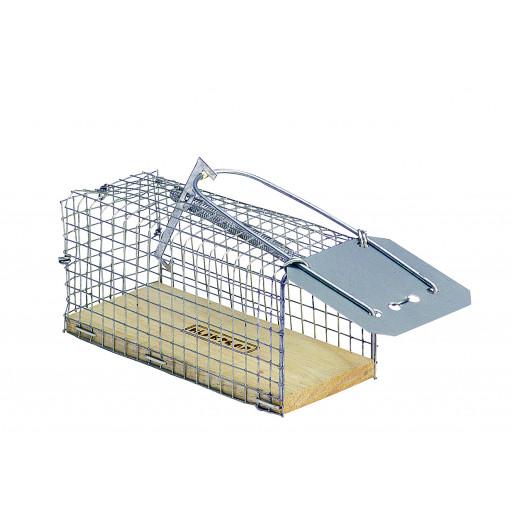 pi ge cage souris 12 cm ntd chasse et pi geage. Black Bedroom Furniture Sets. Home Design Ideas