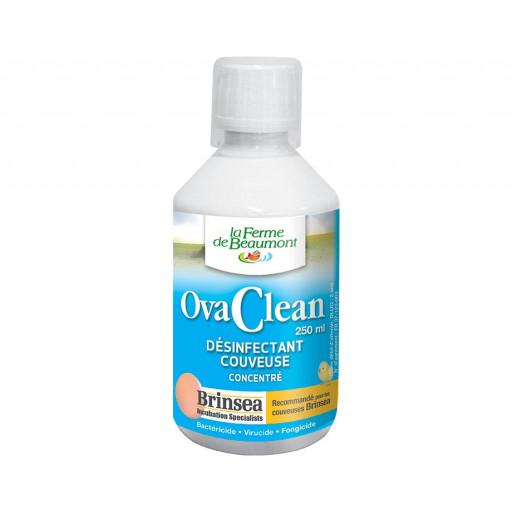 OvaClean concentré 250 mL - désinfectant couveuse