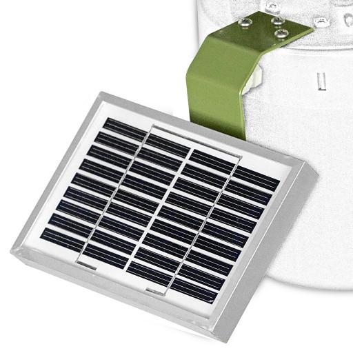 Panneau solaire 6 V pour agrainoir
