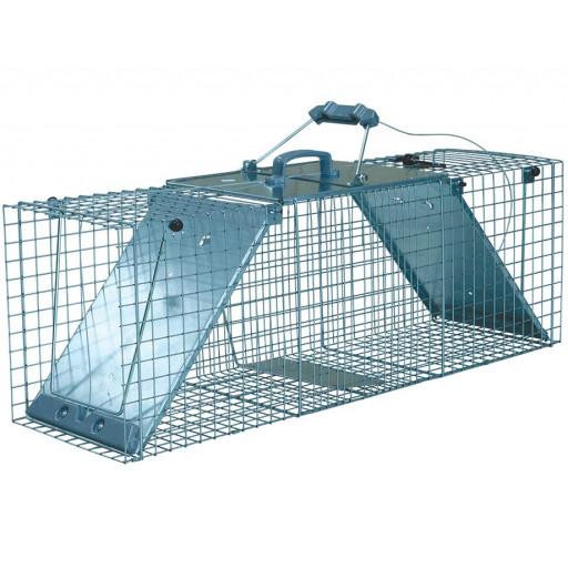 Piège cage ragondin 92 cm
