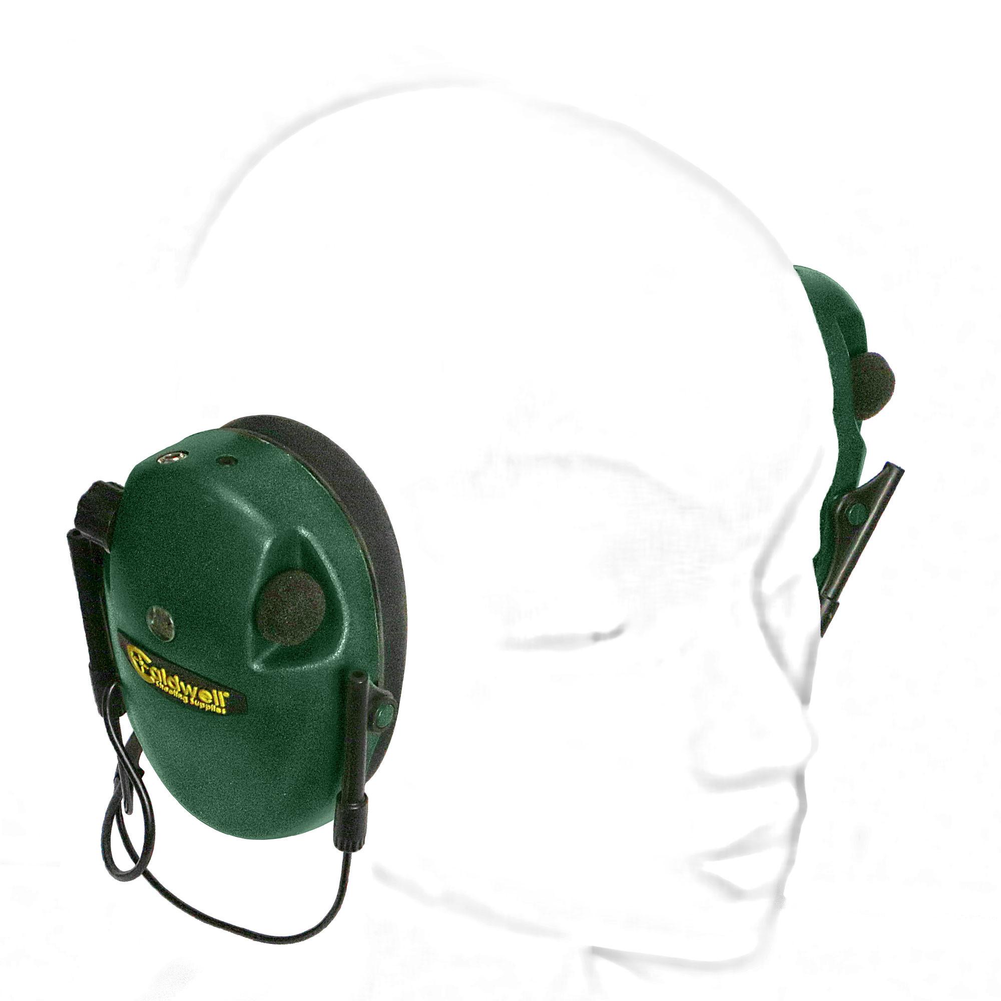 casque de protection auditif e max caldwell tour de cou ntd chasse et pi geage. Black Bedroom Furniture Sets. Home Design Ideas