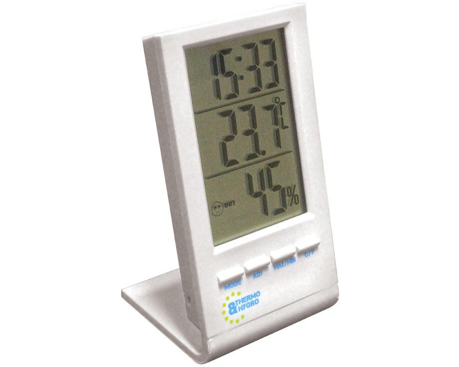 Thermometre hygrometre for Thermometre interieur precis