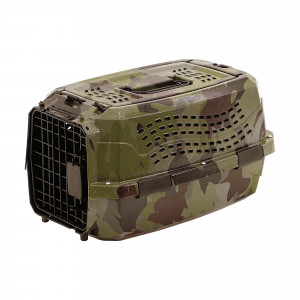 Boite de transport camouflage taille S