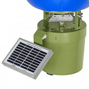Lot Agrainoir automatique Digital Smart Feeder + panneau solaire 6 V