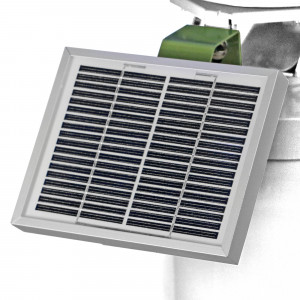 Panneau solaire 12 V pour agrainoir