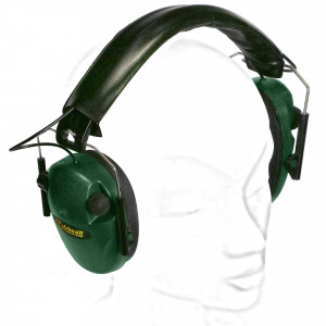 Casque de protection E-Max vert Caldwell