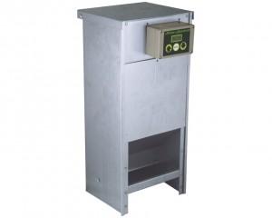 Mangeoire d'extérieur 17 Kg trappe automatique