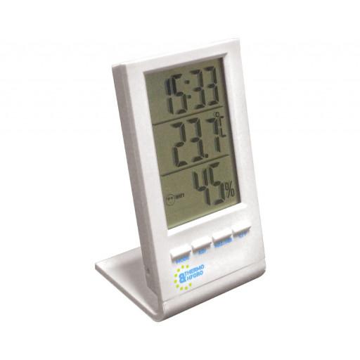 Thermomètre Hygromètre Affichage Digital