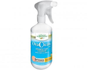 OvaClean Spray 1 L - désinfectant couveuse