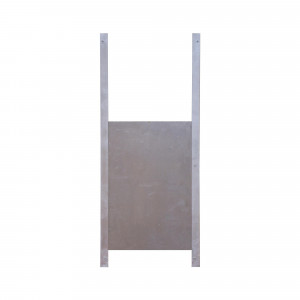 Trappe de sortie aluminium 33 x 22 cm