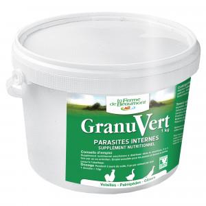 GranuVert - purge en granulés